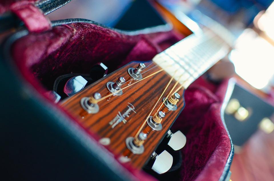 Guitar Ropes Music - Free photo on Pixabay
