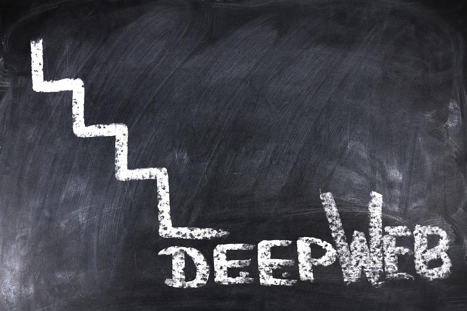 Deep Web, Dark Web, Internet, Www, Stairs, Deep, Dark