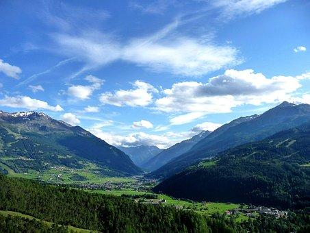 Alpi, Valle, Valtellina, Lombardia