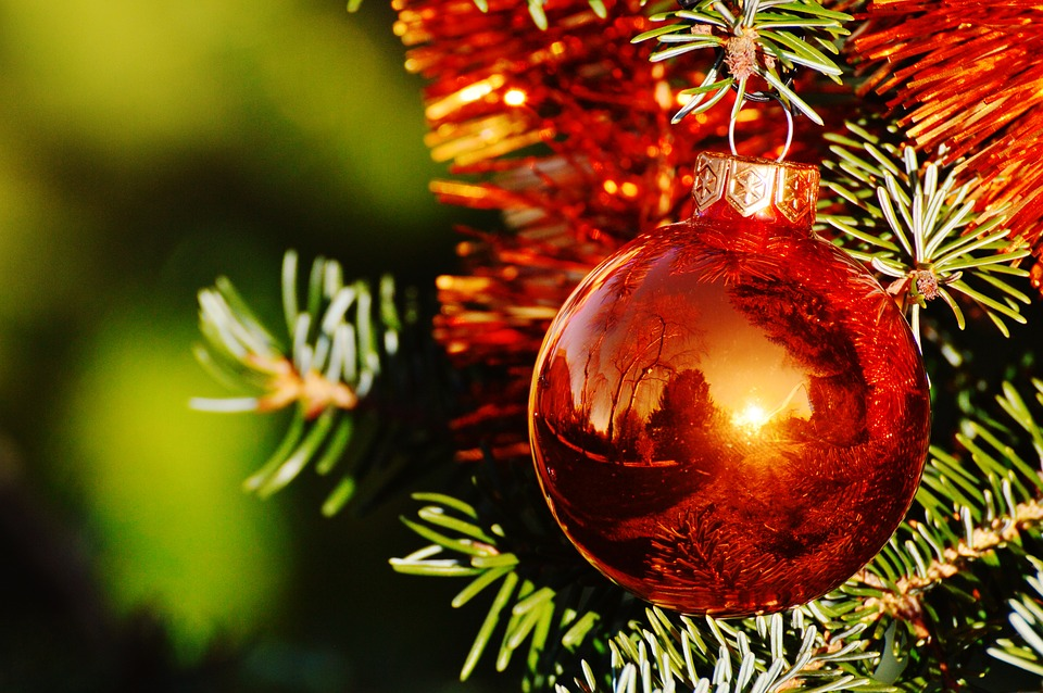 Foto gratis navidad bolas de navidad imagen gratis en - Bolas de navidad grandes ...