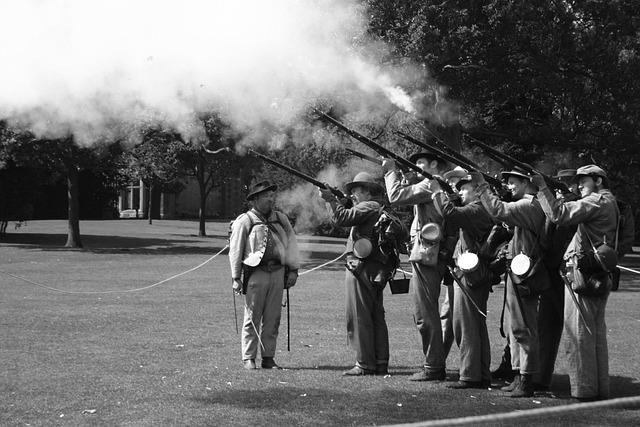 American Civil War Reenactment 183 Free Photo On Pixabay