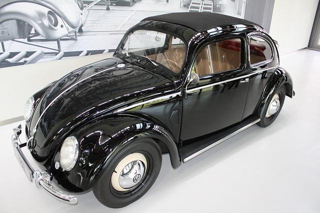 free photo autostadt wolfsburg vw beetle free image. Black Bedroom Furniture Sets. Home Design Ideas