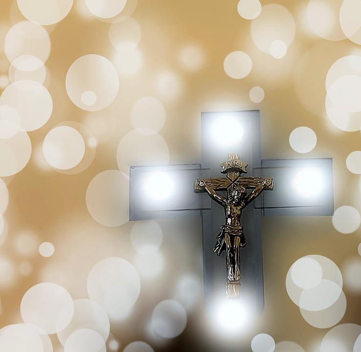 Jésus Croix Religion Arrière Image Gratuite Sur Pixabay