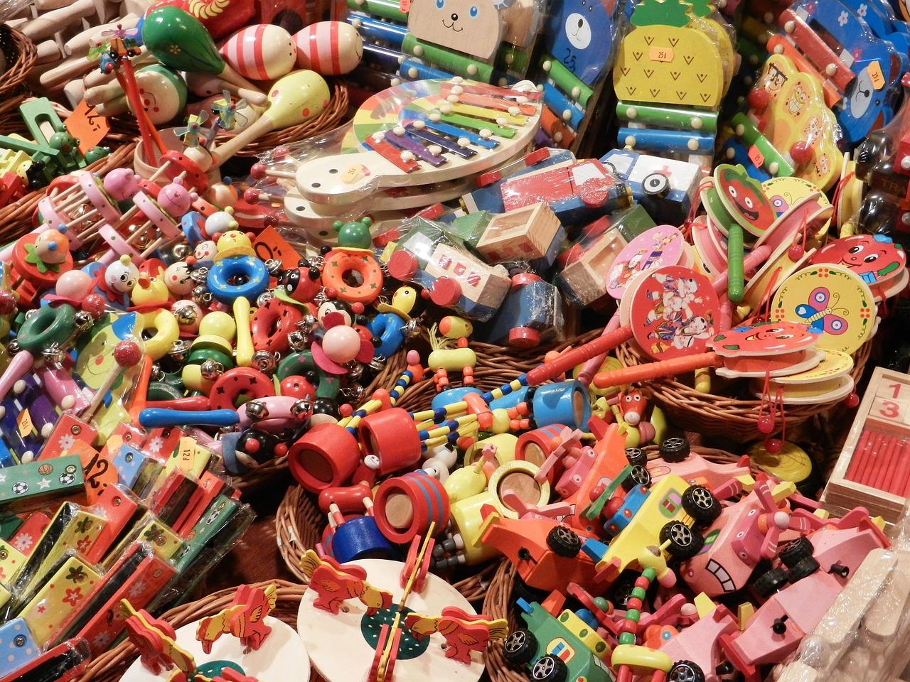 много игрушек картинка возможно только тогда