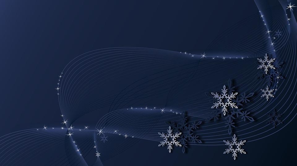 Fond d 39 cran hiver nuit image gratuite sur pixabay for Fond ecran gratuit hiver noel