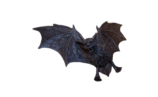 Free photo bat vampire decoration halloween free for Animated flying bat decoration
