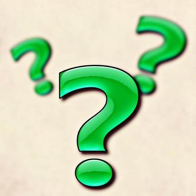 fragezeichen ratlosigkeit ratlos  u00b7 kostenloses bild auf pixabay