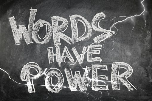 Board, Blackboard, Words, Force, Energy