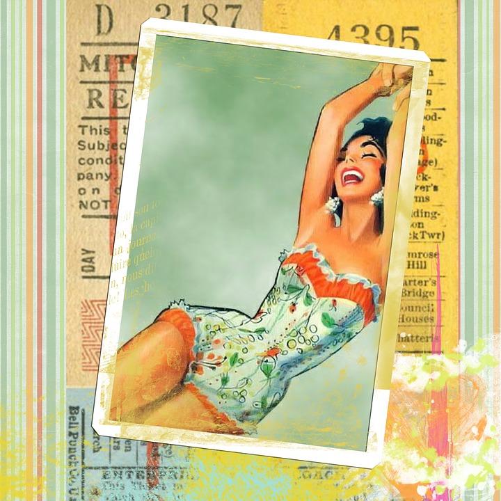 Vintage Retro Collage 183 Free Image On Pixabay