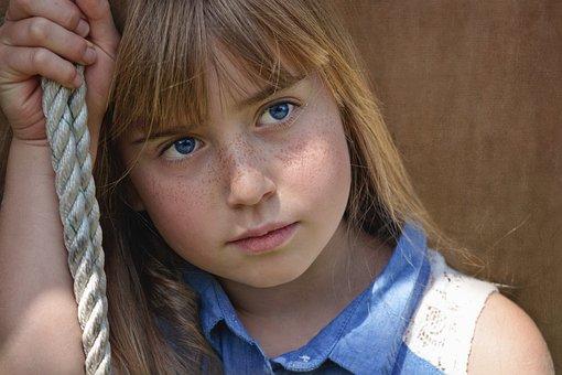 女の子, 子供, 顔, 人, 子ども, 若いです, 女性, 美しい, かわいい