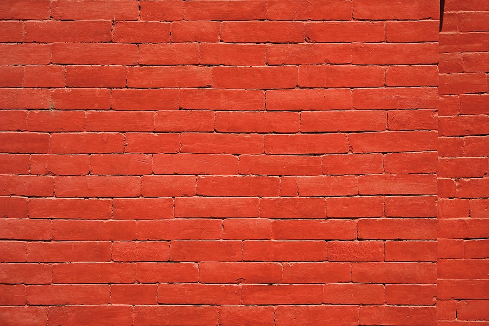free photo red brick texture wall house free image