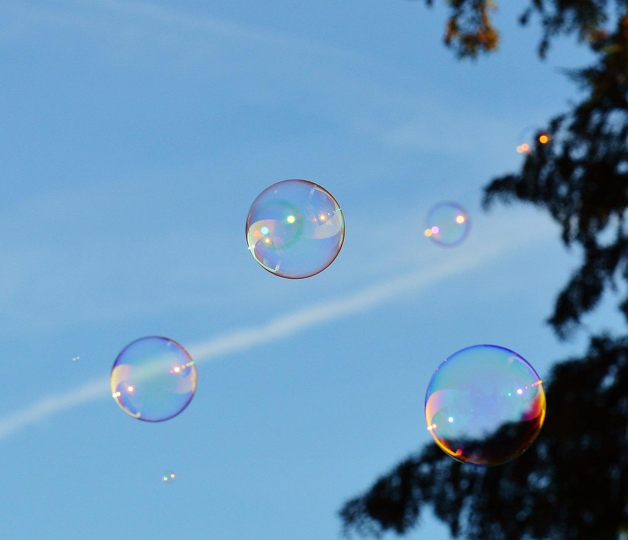 красивые картинки мыльные пузыри тем, кто