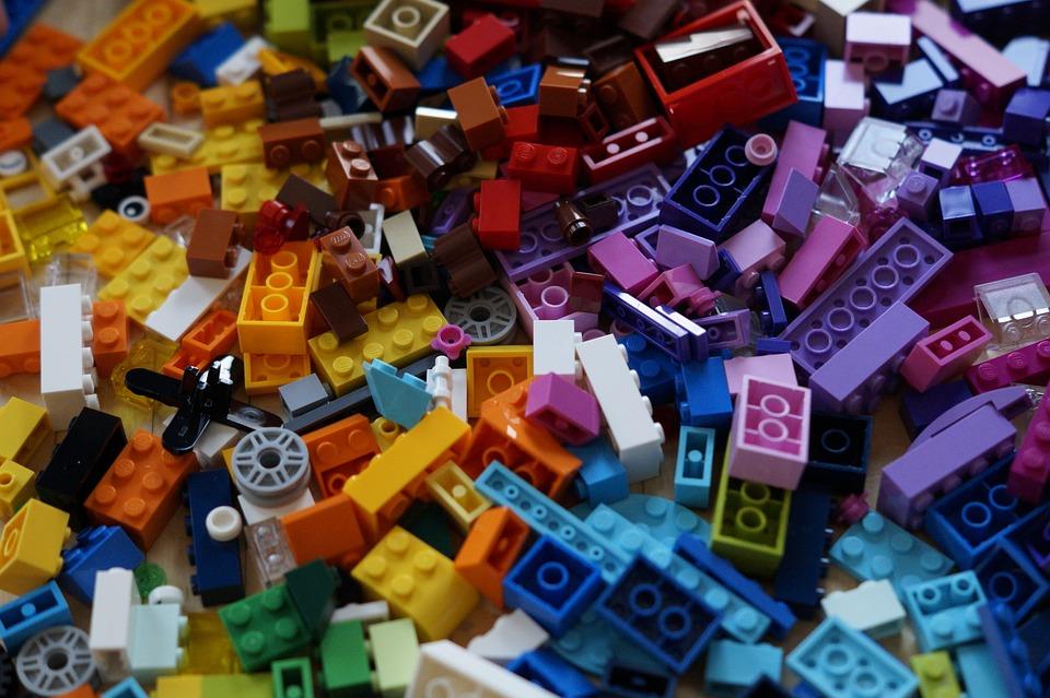 Splinternye Lego Legetøj Bygge - Gratis foto på Pixabay CS-56