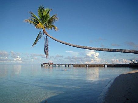 Wakatobi, Sulawesi, Indonesia, Island