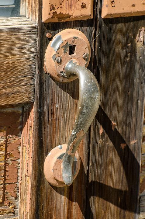 Poigne De Porte Rustique  Photo Gratuite Sur Pixabay