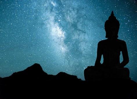 仏, 仏教, 瞑想, 宗教, フィギュア, アジア, 考えています