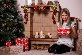 Vianočný Strom, Nový Rok, Darčeky, Deti