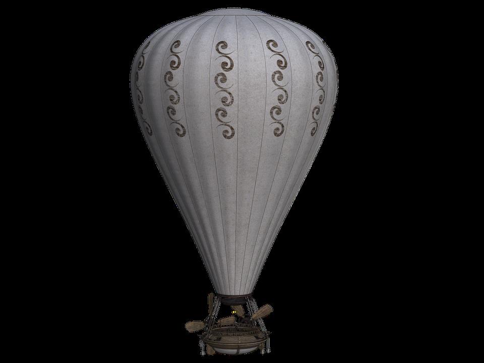 Wonderful Hot Air Balloon Aircraft · Free image on Pixabay MU95