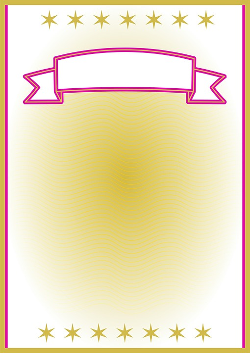 Free illustration Page Border Frame Poster Free Image on