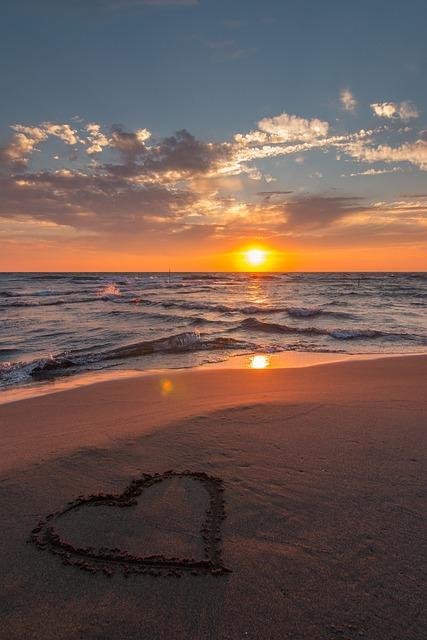 Sea Background Beach 183 Free Photo On Pixabay