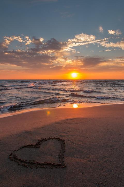 Deniz Arka Plan Beach Pixabayde ücretsiz Fotoğraf