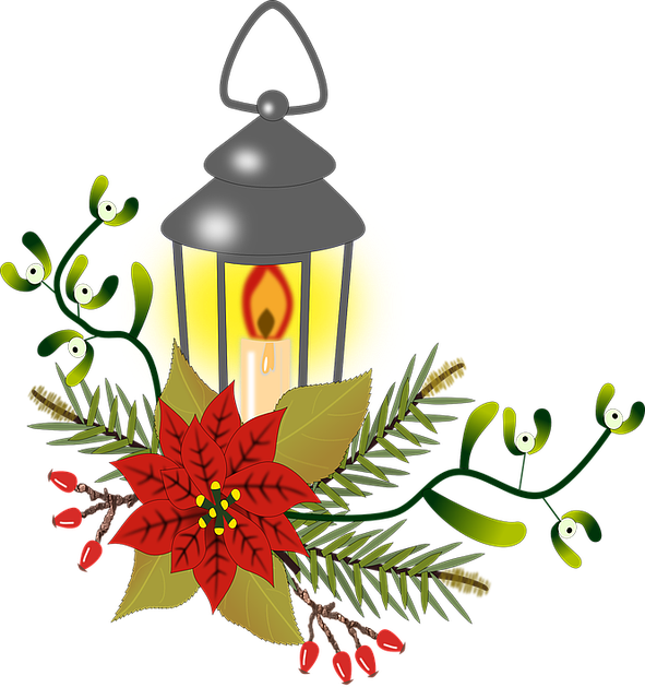 Free Vector Graphic Christmas Bouquet Flower Free