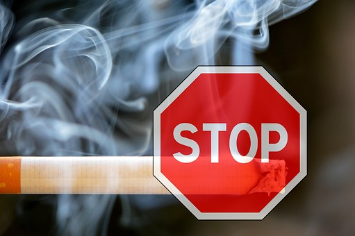 禁煙, タバコ, 停止, 添付ファイル, たばこ, ニコチン, 不健康, 中毒