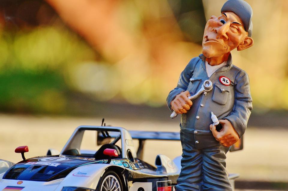 Rennwagen Mechaniker Reparatur · Kostenloses Foto auf Pixabay