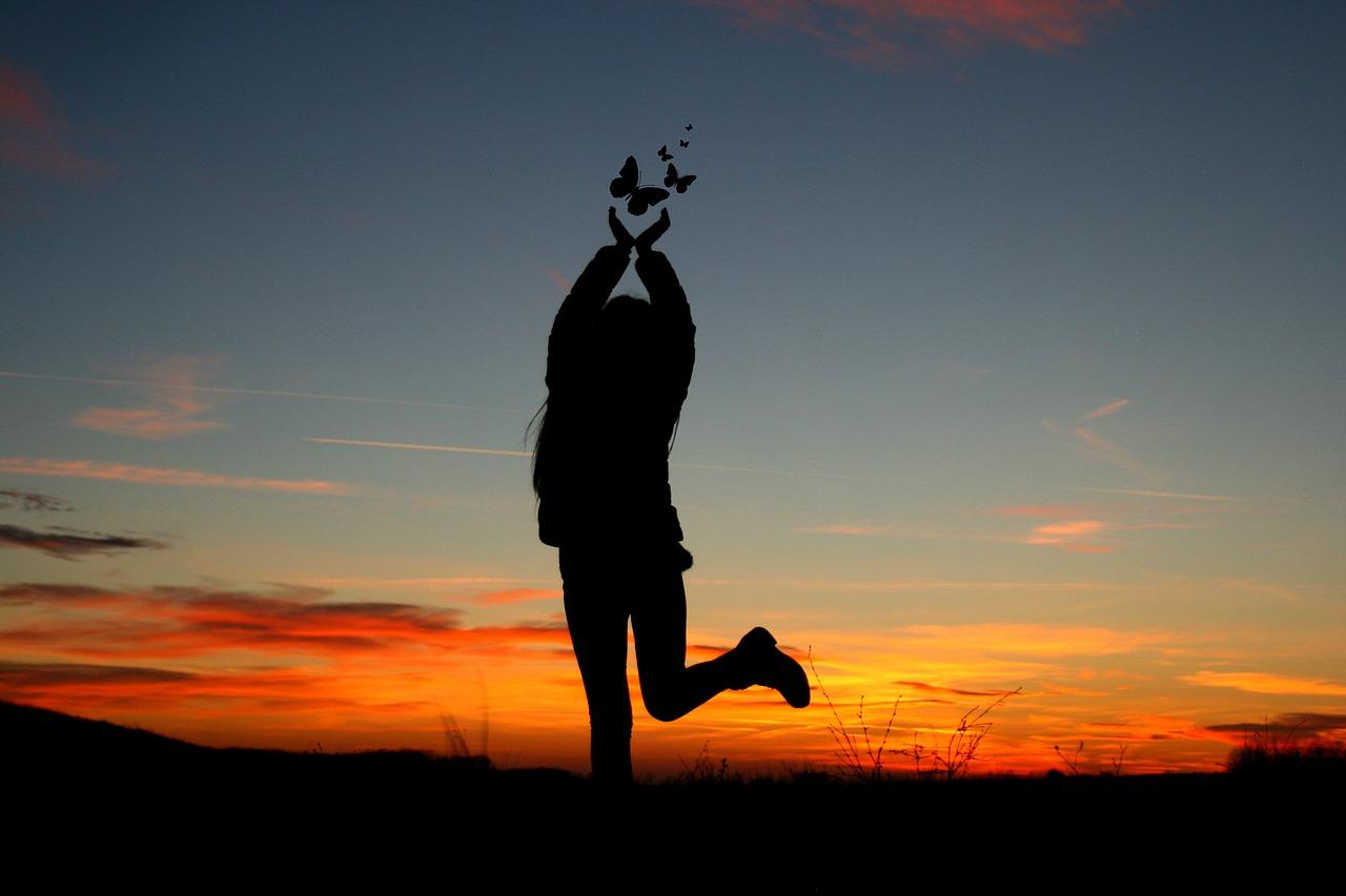 эксперименты картинки закатов тени человека нем нет