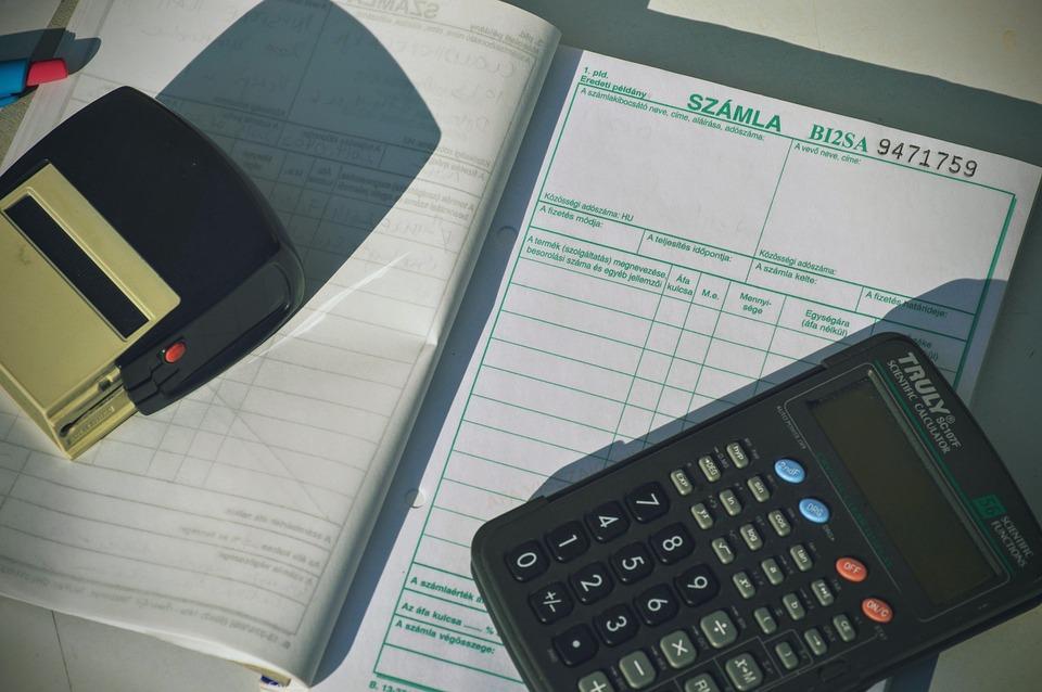 Calculator Invoice Finance Free Photo On Pixabay - Invoice finance calculator