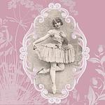 lady, ballerina, ballet