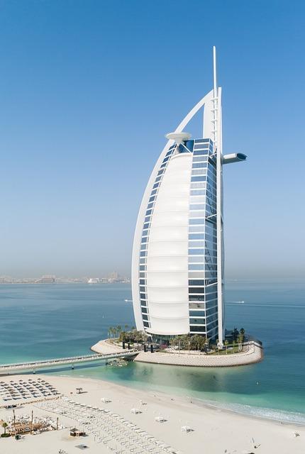 Dubai Burj Al Arab Hotel · Free photo on Pixabay