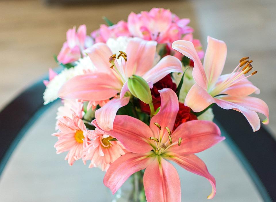 ユリの花言葉 怖い花言葉/色別花言葉/カサブランカの花言葉