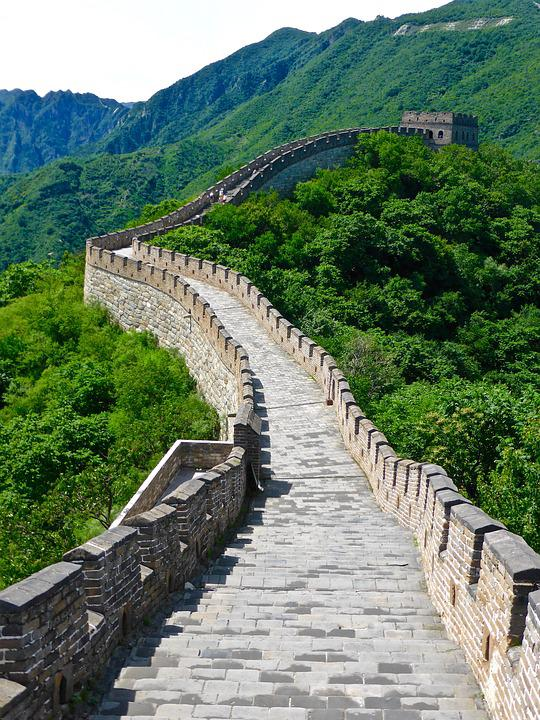 Free photo: Great Wall Of China, Chinese - Free Image on ...