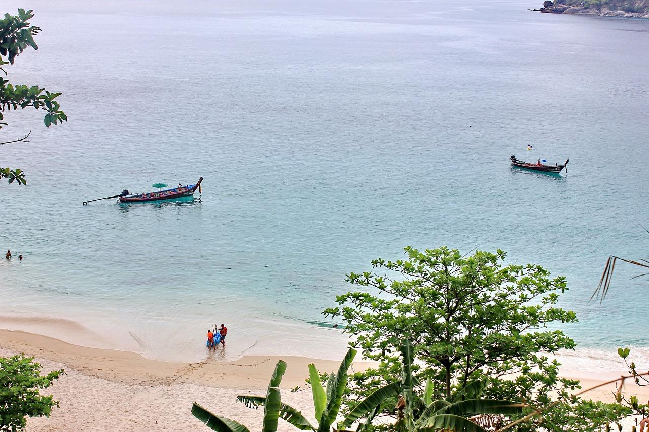 Freedom Beach Phuket; beaches in Thailand