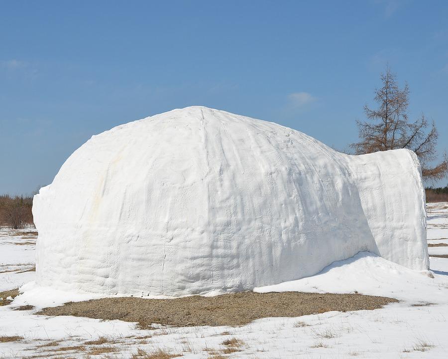 Igloo Snow House · Free Photo On Pixabay
