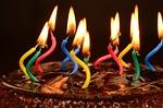 urodziny, ciastko, tort urodzinowy