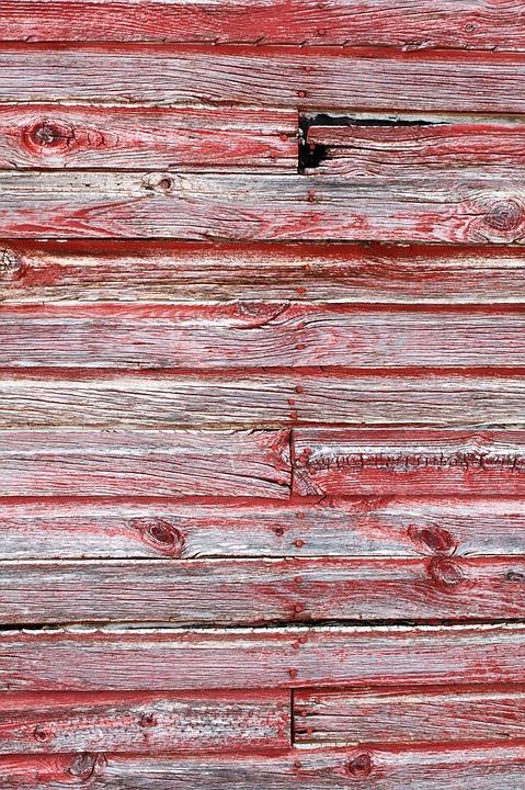 free photo  barn wood texture  red barn wood