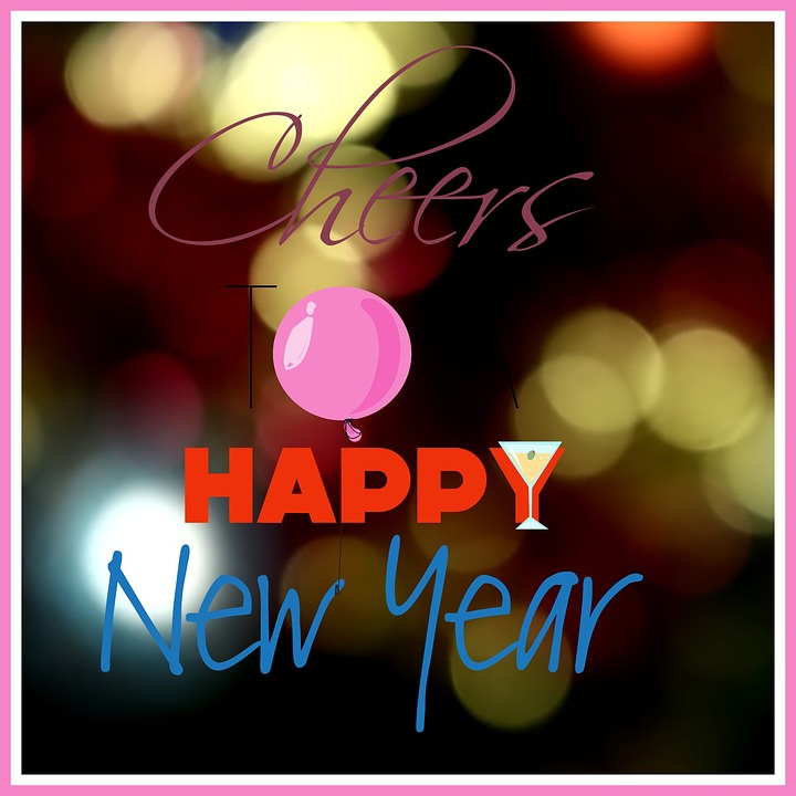 Party, Happy New Year, Event, Wishes, Happy