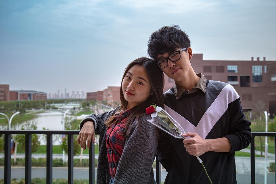 svart i Korea dating