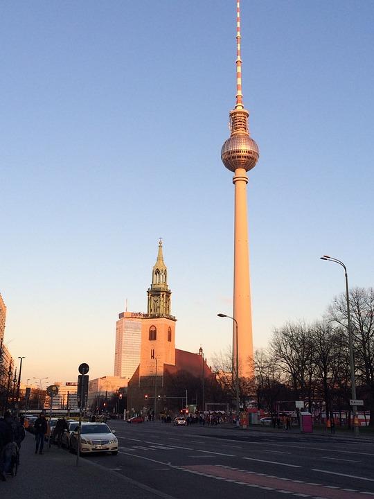 tårn berlin