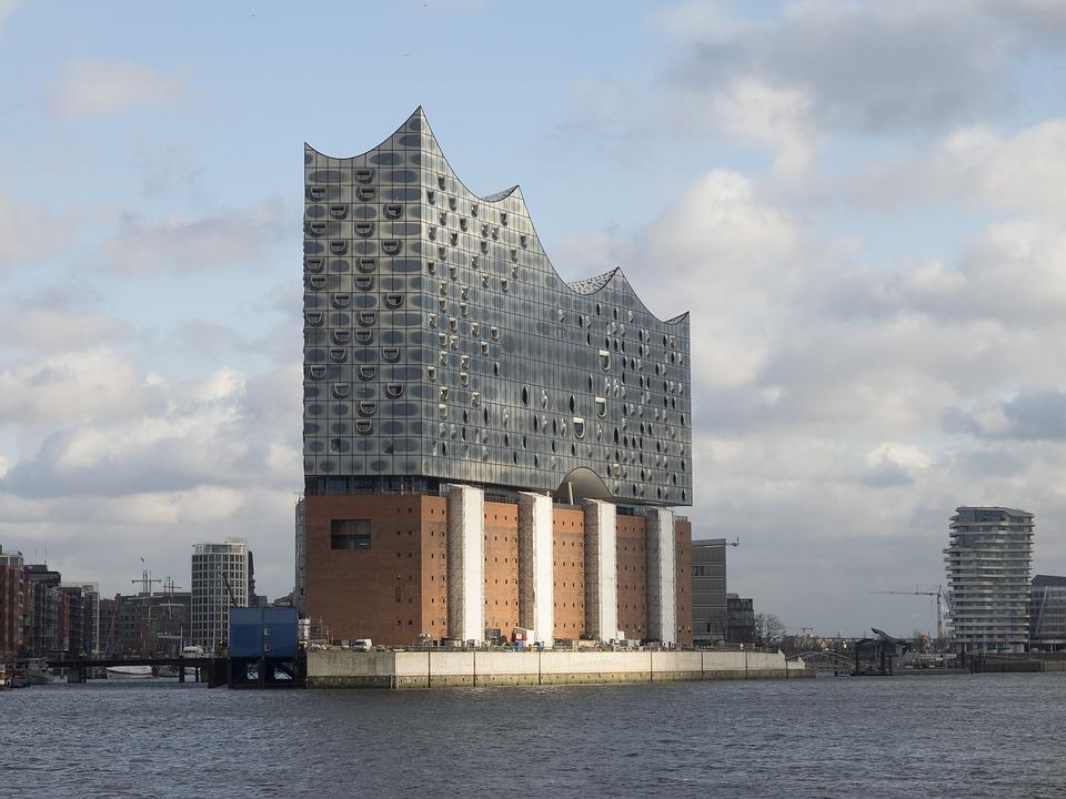 Hamburg Wahrzeichen Kostenloses Foto Auf Pixabay