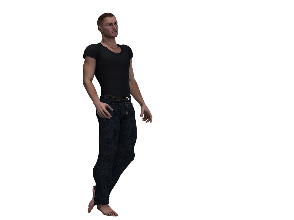 Man Male Person · Free Image On Pixabay