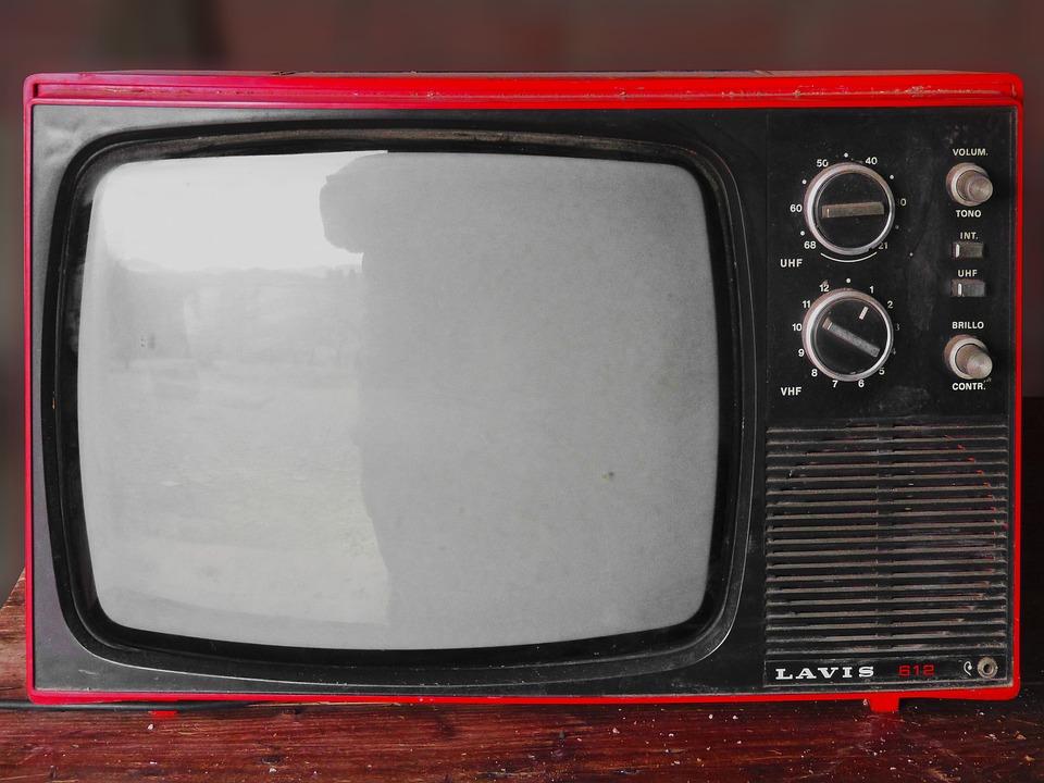 Vintage Tv Old Transistor