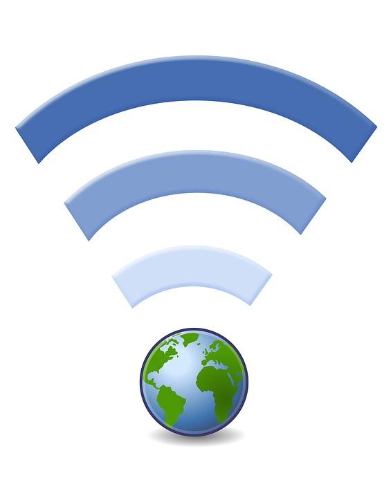 Symbol Wifi Wireless · Kostenloses Bild auf Pixabay