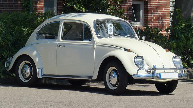 Vw Beetle Classic · Free photo on Pixabay