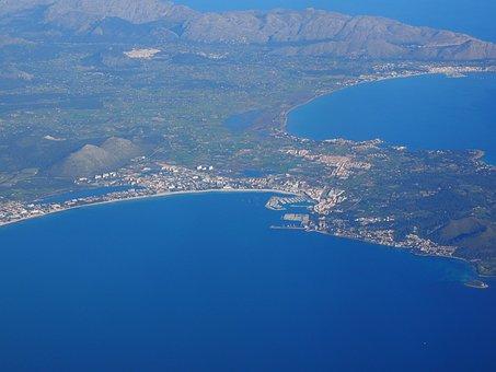 Alcudia, Mallorca, Bay Of Pollenca