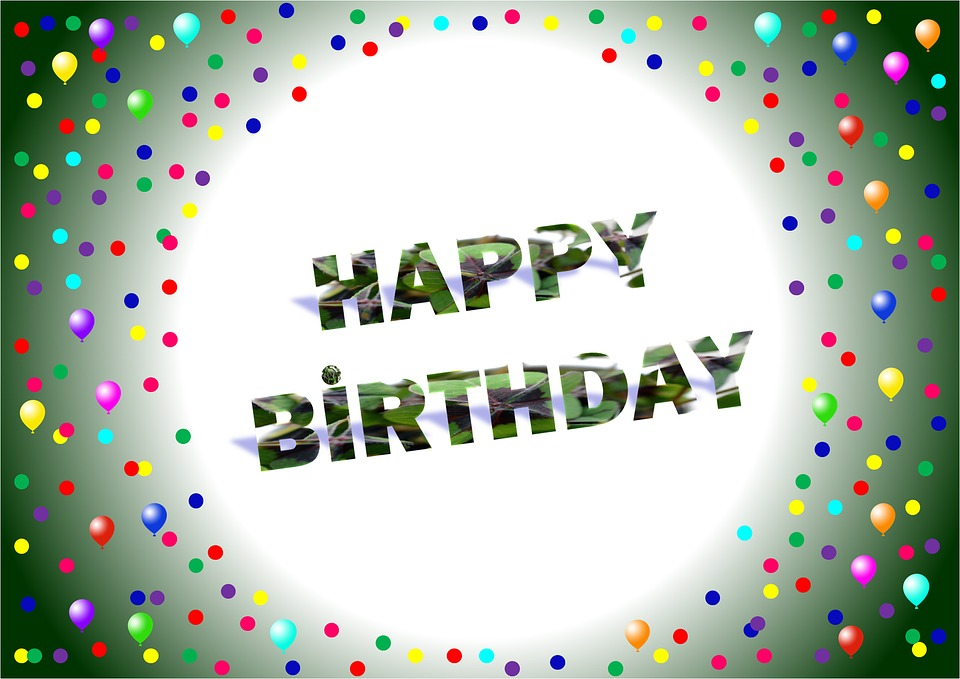 Pixabay Geburtstag