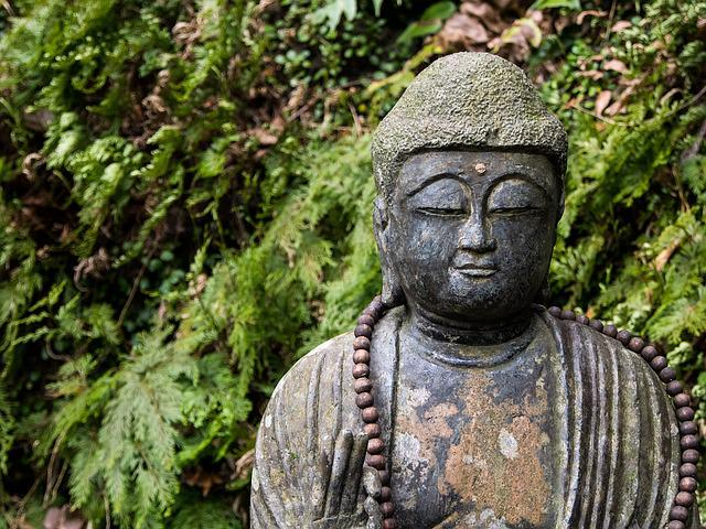 buddha statue japan  photo  pixabay