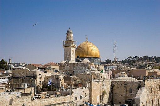 Jerusalem Israel Naher Osten Architektur S